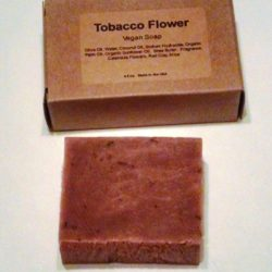 Tobacco Flower Soap