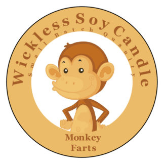 Monkey Farts Wickless