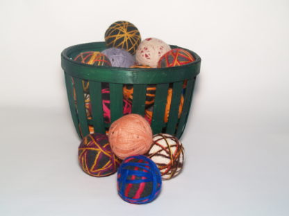 Wool Dryer Balls - Basket