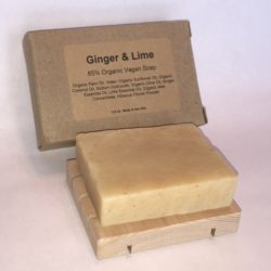 Ginger Lime Organic Soap